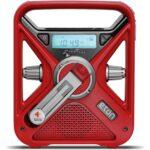 The Best Hand Crank Radio Options: Eton American Red Cross Emergency NOAA Weather Radio