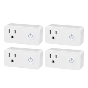 The Best Home Energy Monitor Option: BN-LINK WiFi Heavy Duty Smart Plug Outlet