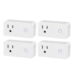 最佳家庭能源监控选项:BN-Link WiFi重型智能插头插座