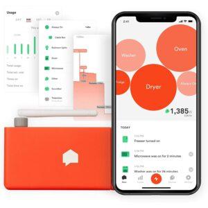 The Best Home Energy Monitor Option: Sense Energy Monitor