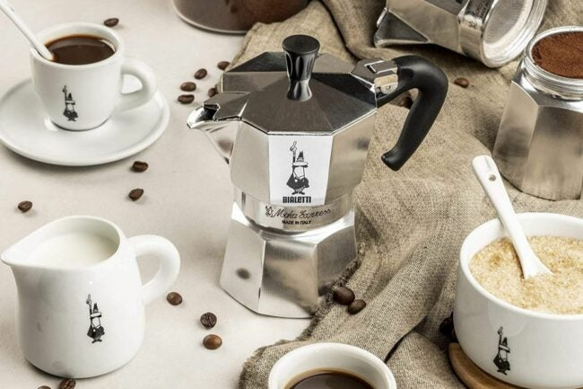 The Best Moka Pot Option