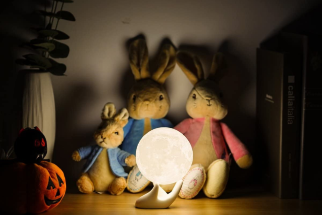 The Best Moon Lamp