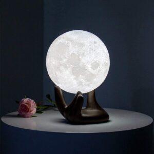 The Best Moon Lamp Options: BRIGHTWORLD Moon Lamp