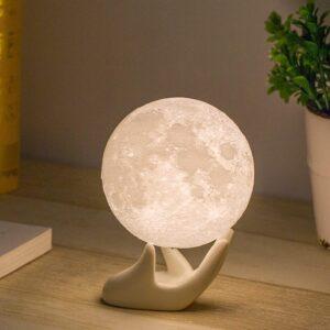 The Best Moon Lamp Options: Mydethun Moon Lamp