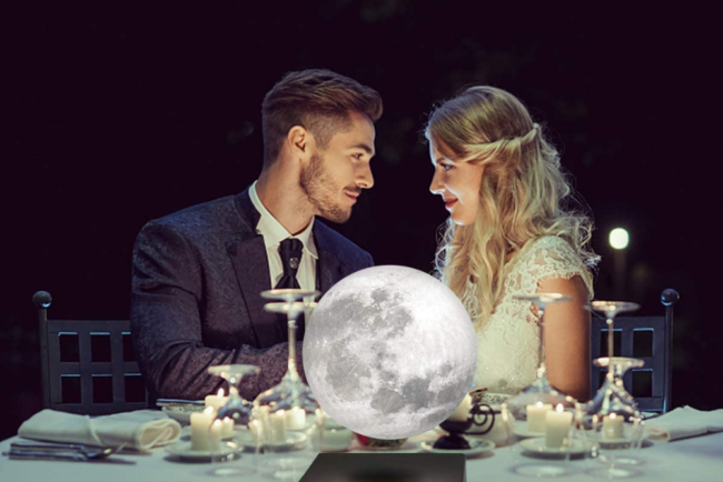 The Best Moon Lamp Options