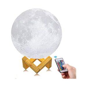 The Best Moon Light Options: AED Moon Night Light Lamp