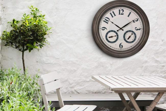 The Best Outdoor Clock