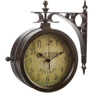 The Best Outdoor Clock Options: Infinity Indoor_Outdoor 8 The Charleston Clock