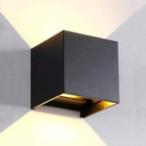 最佳户外墙灯选择:兰福LED铝防水墙灯