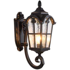 最佳户外墙灯选择:LONEDRUID户外墙灯固定装置
