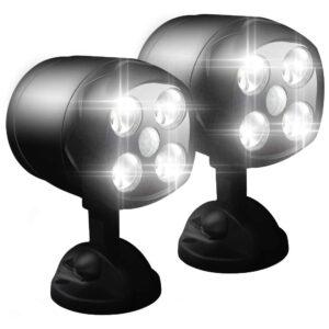 最佳户外壁灯选择:YoungPower LED运动传感器聚光灯