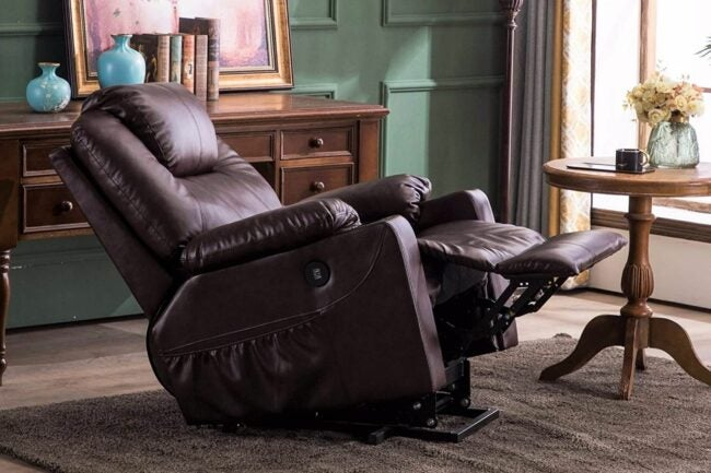 The Best Recliners For Back Pain Option