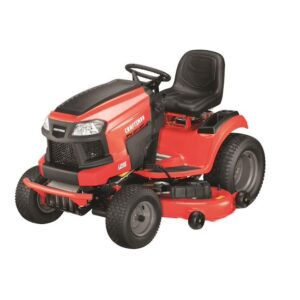 The Best Riding Lawn Mower For Hills Options: CRAFTSMAN T310 Turn Tight 24-HP V-twin Riding Mower