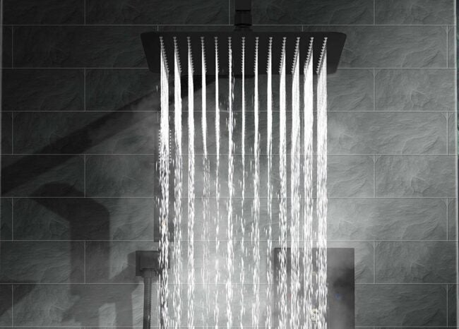 Best Shower Head For Low Water Pressure