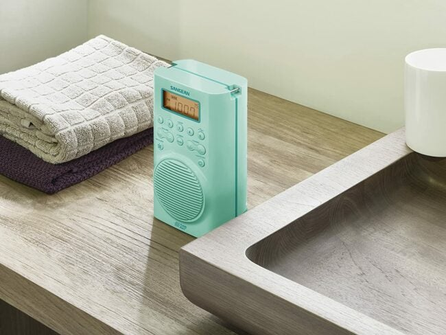 The Best Shower Radio Options