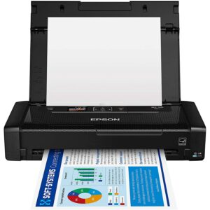The Best Small Printer Options: Epson Workforce WF-110 Wireless Mobile Printer