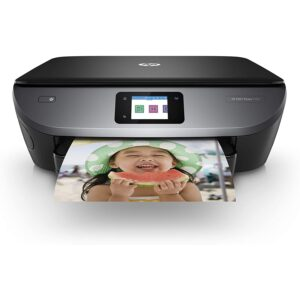 The Best Small Printer Options: HP ENVY Photo 7155 All in One Photo Printer