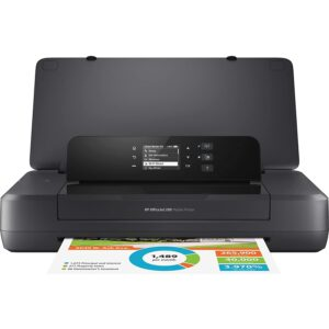 The Best Small Printer Options: HP OfficeJet 200 Portable Printer (CZ993A)