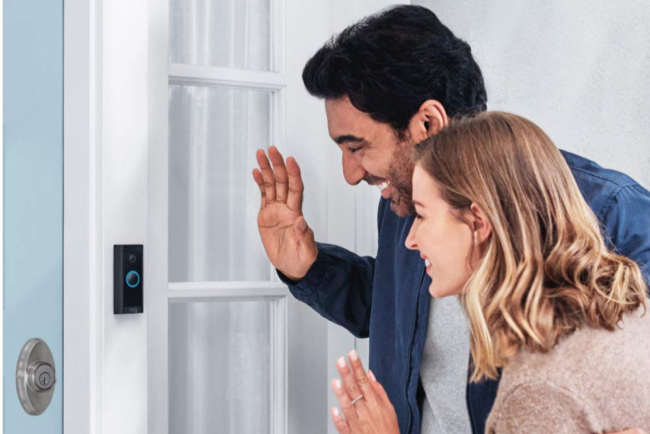 The Best Smart Doorbell Option