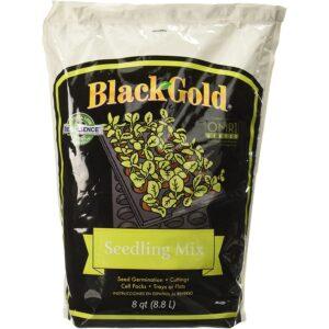 The Best Soil For Roses Options: Sun Gro 1311002 8-Quart Seedling Mix