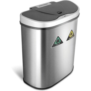 The Best Trash Can Options: Ninestars Automatic Touchless Sensor Trash Can