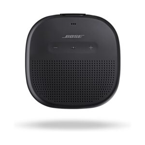 The Best Waterproof Bluetooth Speaker Options: Bose SoundLink Micro- Small Portable Bluetooth
