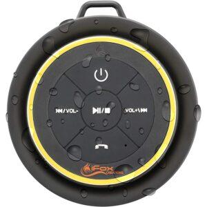 The Best Waterproof Bluetooth Speaker Options: iFox iF012 Bluetooth Shower Speaker - Waterproof
