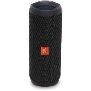 The Best Waterproof Bluetooth Speaker Options: JBL FLIP 4 - Waterproof Portable Bluetooth Speaker