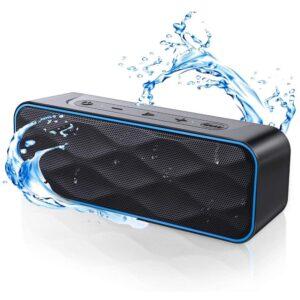 The Best Waterproof Bluetooth Speaker Options: ZoeeTree S1Pro Speaker Bluetooth Wireless Speaker