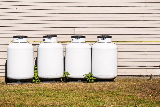 Questions about Purchasing Propane