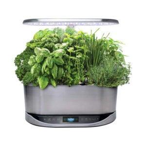 The Best AeroGarden Option: AeroGarden Bounty Elite Indoor Hydroponic Herb Garden