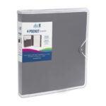 The Best Binder Options: DocIt 4 Pocket Binder, Multi Pocket Folder