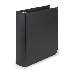 The Best Binder Options: Samsill 15160 Classic Collection Executive 3 Ring