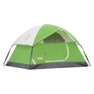 The Best Camping Accessories Option: Coleman Sundome Tent