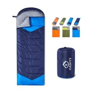 The Best Camping Accessories Option: oaskys Camping Sleeping Bag