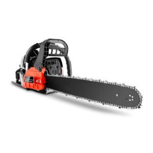 用于切割柴火的最佳电锯选项:Coocheer 62cc 20_inch Gas Powered Chainsaw