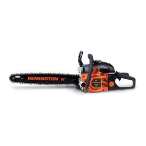 最佳锯切柴火选项:雷明顿Outhaw 18英寸气体电锯