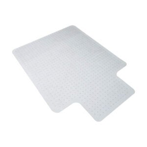 The Best Chair Mat Option: OFM ESS Collection Chair Mat with Lip