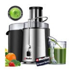 The Best Cold Press Juicer Options: Mueller Austria Juicer Ultra 1100W Power, Easy Clean