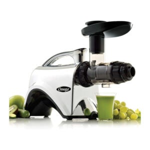 The Best Cold Press Juicer Options: Omega NC900HDC Juicer Extractor and Nutrition System