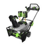 The Best Cordless Snow Blower Option: EGO Power+ 56-Volt 21-Inch Cordless Snow Blower