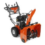 The Best Cordless Snow Blower Option: Husqvarna ST224 24-Inch Two-Stage Snow Blower