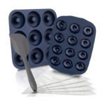 The Best Donut Pan Option: Chefast Silicone Donut Pans Combo Kit Non-Stick