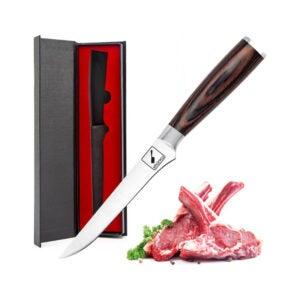 最好的圆角刀选择:imarku boning刀,6英寸内圆角