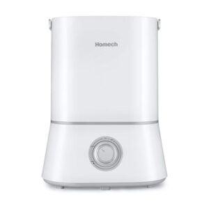 The Best Filterless Humidifier Option: Homech Cool Mist Humidifier, 26dB Quiet Ultrasonic