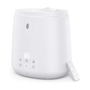The Best Filterless Humidifier Option: TaoTronics Humidifier for Bedroom