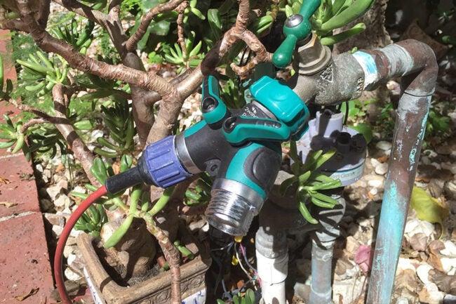 The Best Garden Hose Splitter Options