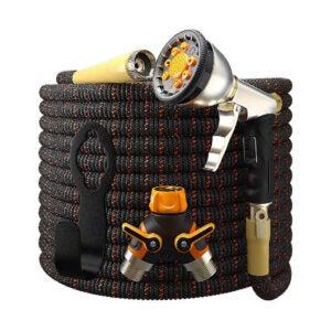 The Best Garden Hose Splitter Option: TBI Pro Expandable Garden Hose Kit