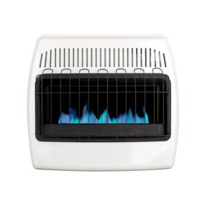 The Best Gas Garage Heater Option: Dyna-Glo 30,000 BTU Natural Gas Vent Free Wall Heater