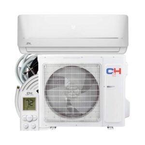 The Best Heat Pump Option: Cooper & Hunter Ductless Mini Split AC Heating System
